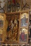 Flügelaltar in der Gegorgskirche in Spisska Sobota