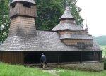 Holzkirche in Lukov