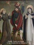 Der Hl. Franz von Assisi in der Holzkirche zu Hervartov