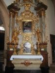Franziskus-Altar