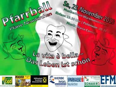 Plakat Ball 2013_Sponsoren