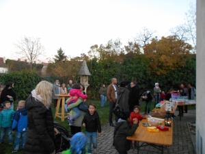Martinsfest im Kindergarten