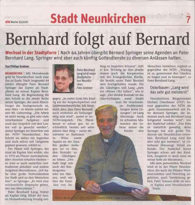 Neuer Stadtpfarrer in Neunkirchen-1